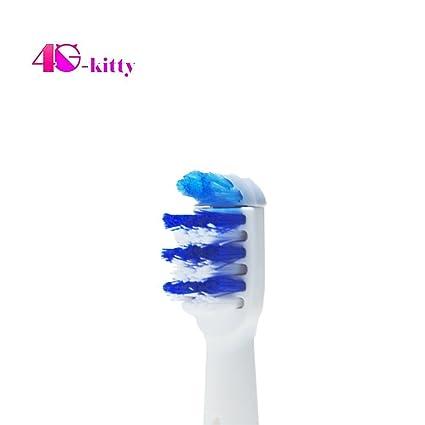 8 unidades (2 x 4) hofoo® cabezales. Oral B TriZone (EB30
