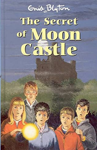 book cover of The Secret of Moon Castle