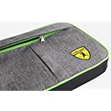 Killerspin Optima Paddle Case - Bag Easy To Store Table Tennis Racket and Accessories with Style