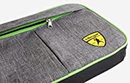 Killerspin Optima Ping Pong Paddle Carry Case| Padded Table Tennis Racket Cover| Reinforced Padded Polyester B