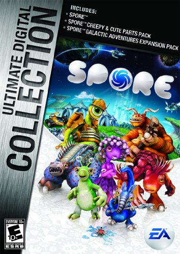 Creative Imaginations Collection - Spore Ultimate Digital Collection