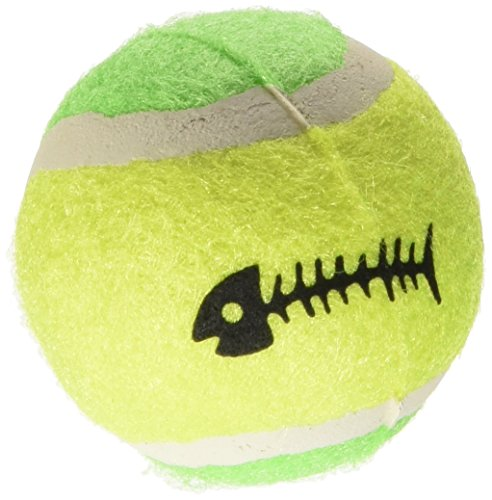 (Ethical Mini Tennis Balls and Catnip Cat Toy)