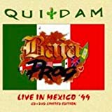 Live In Mexico 1999 (Limited Edition) by QUIDAM