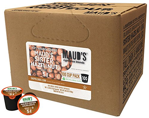 Mauds Gourmet Coffee Pods California Roasted product image