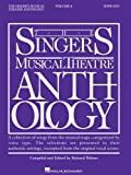 Singer's Musical Theatre Anthology, Vol. 4 Review and Comparison