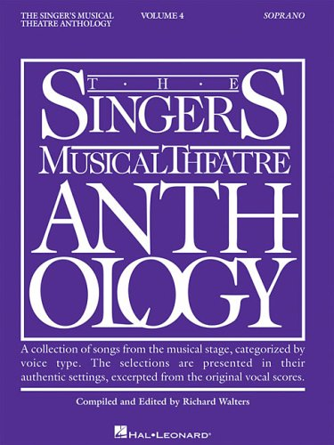 Singer's Musical Theatre Anthology, Vol. 4