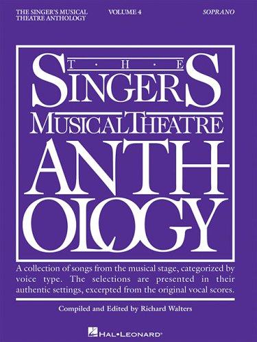 Singer's Musical Theatre Anthology, Vol. - Singers Instrumentals