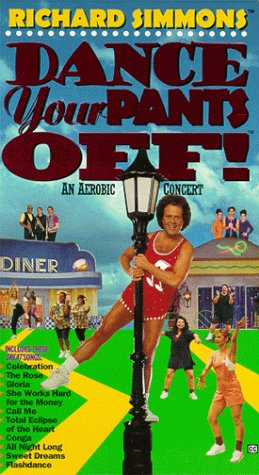 Richard Simmons Dance Your Pants Off! [VHS] by Goodtimes
