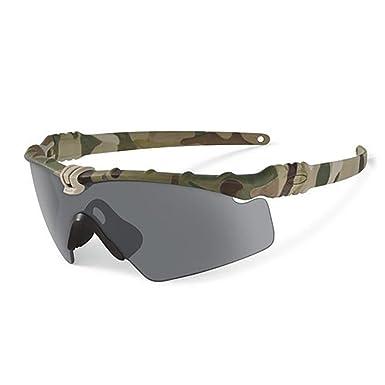 Amazon.com: Oakley SI Ballistic M-Frame 3.0 Multicam (OCP) w/Grey ...