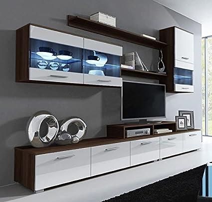muebles bonitos Letti e Mobili - Mobile da soggiorno Claudia wenge e ...