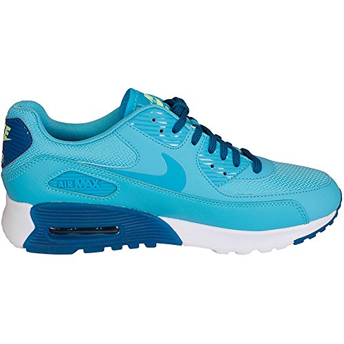 Nike Damen Sneaker Air Max 90 Ultra Essential Blau Blau
