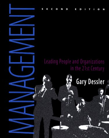 Management: Leading People and Organizations in the 21st Century (2nd Edition)