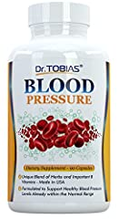 Formulated to help support blood pressure levels in the normal range and consists of a unique blend of Vitamins and Herbs that include Vitamin C for its possible antihypertensive effects and Vitamin B-6 which may also act to reduce hypertension as we...