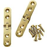 Narrow Twin Pin Sewing Machine Hinge, 1/2'' W x 3'' L