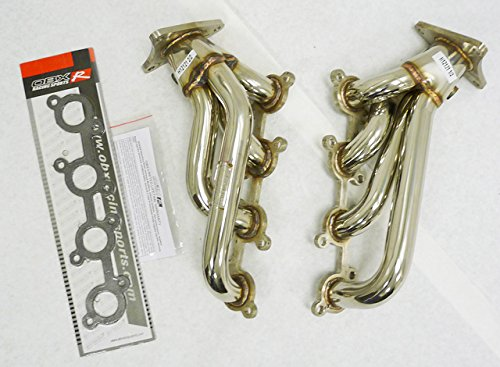OBX PERFORMANCE STAINLESS STEEL EXHAUST HEADER MANIFOLD 91-00 SC400