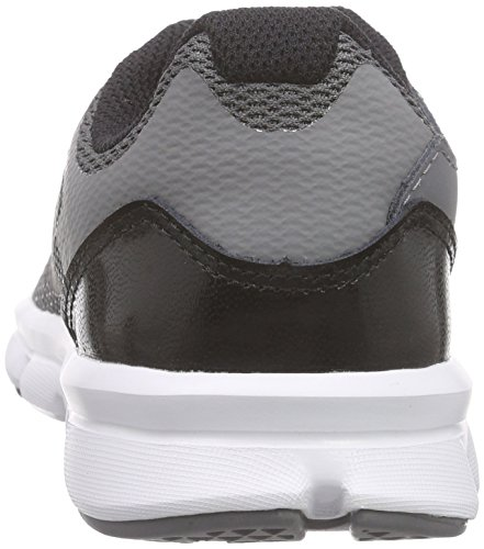 Under Armour Ua Bps Speed Swift - Zapatillas de running Niños Gris - Grau (GPH/WHT/BLK 40)