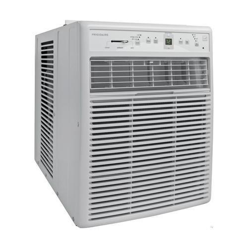 - Frigidaire FFRS0822S1 8000 BTU Heavy-Duty Slider Casement Window Air Conditioner, Electronic Controls, Remote Control
