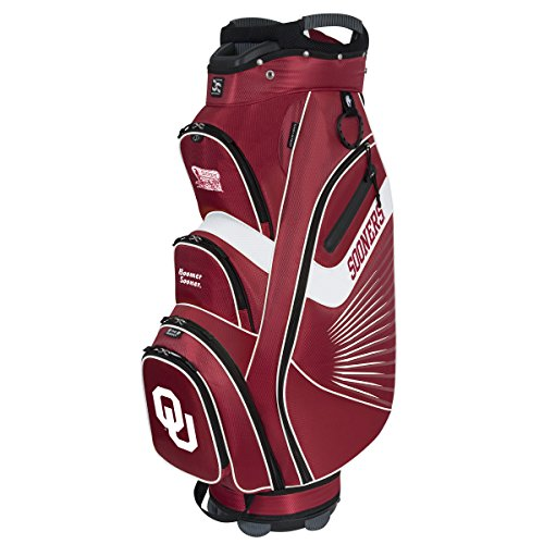 Team Golf Golf Bag - Team Effort Oklahoma Sooners The Bucket Ii Cooler Cart Bag