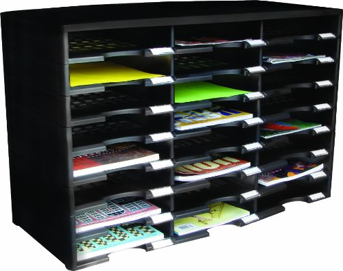 72 Compartment Literature Sorter - 6