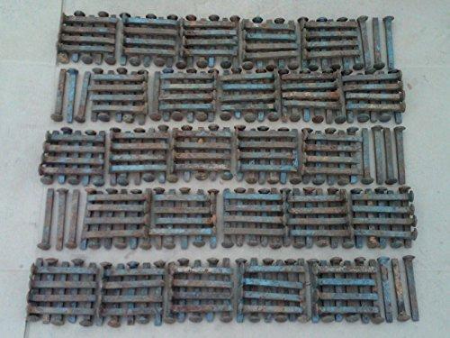 250 Railroad Spikes by US Rail