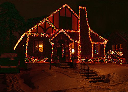 Holiday essence 100 multi color christmas lights with green wire holiday essence 100 multi color christmas lights with green wire professional grade for indoor outdoor use aloadofball Image collections