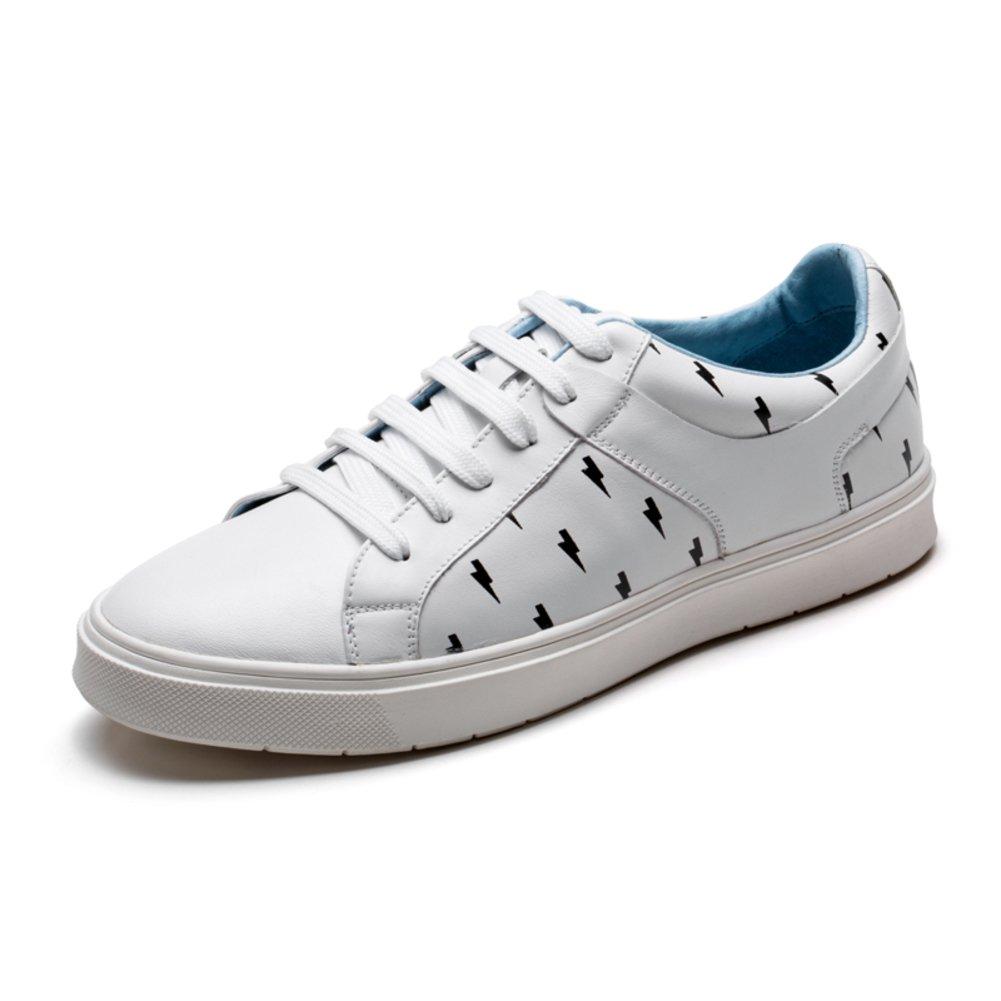 Sommer-beiläufige Schuhe Schuhe Sommer-beiläufige der Männer Mode gedruckt Spitze Schuhe 102377