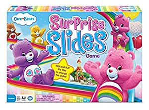 The Wonder Forge Care Bears Surprise Slides Board Game