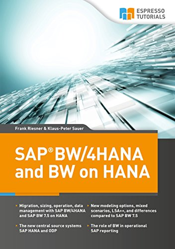 SAP BW/4HANA and BW on HANA See more