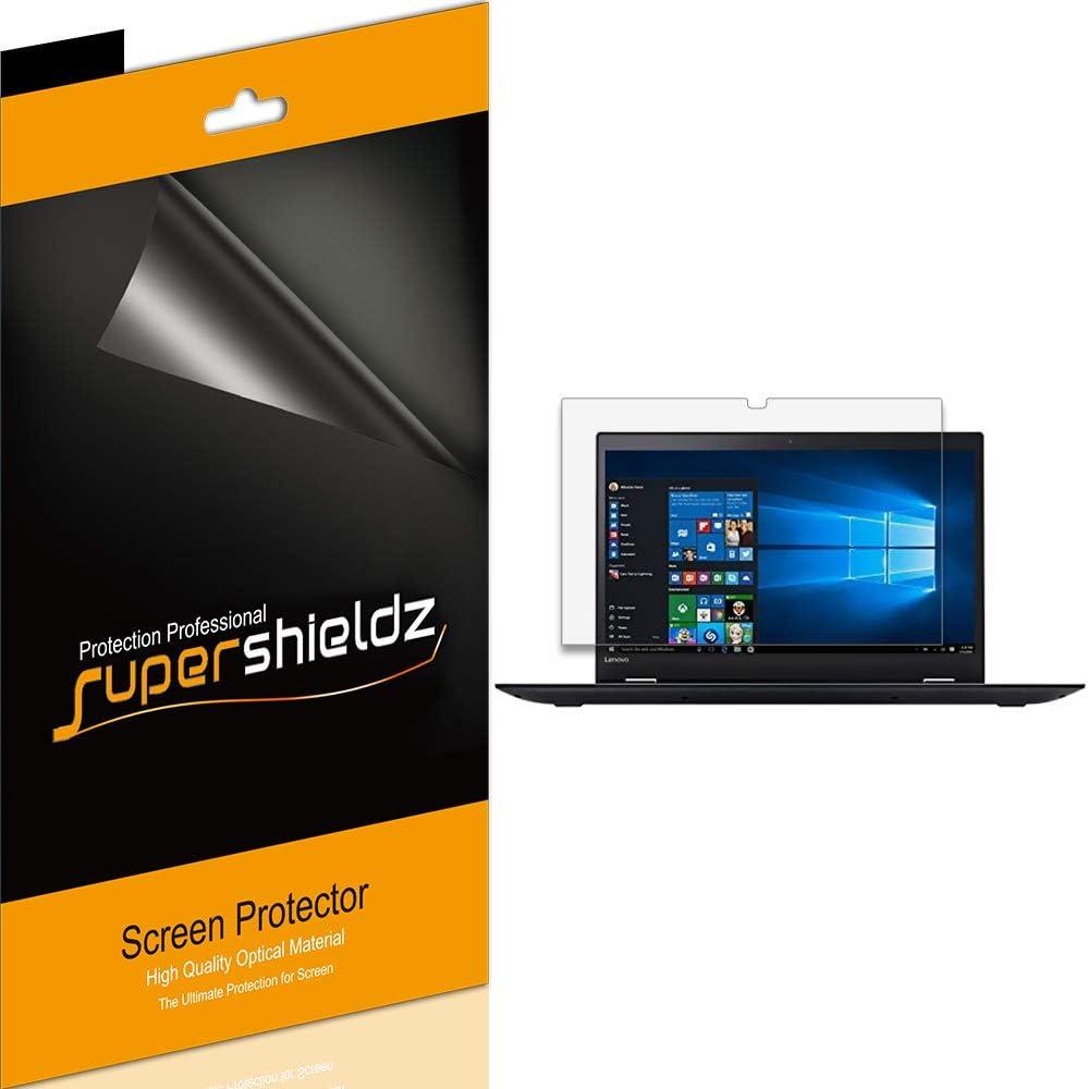 (3 Pack) Supershieldz for Lenovo Flex 5 (15.6 inch) Screen Protector Anti Glare and Anti Fingerprint (Matte) Shield