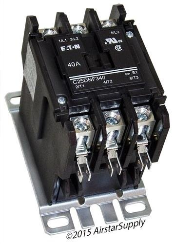 Contactor  40 A  Panel  230 V  3pst  3 Pole  10 Hp  U2013 Enjoy