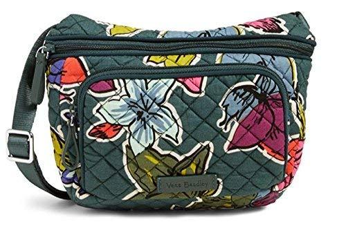 Vera Bradley Belt Bag and Crossbody in Falling Flowers