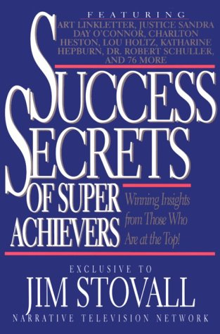 Success Secrets Super Achievers Stovall product image