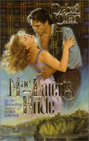 book cover of MacLaren\'s Bride