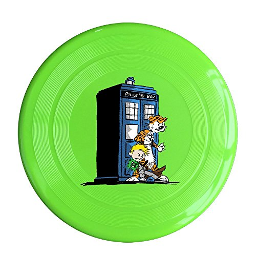 SYYFB Unisex Calvin And Hobbes Doctor Tv Who Poster Outdoor Game Frisbee Flying Discs - Precocious Sunglasses