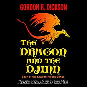 The Dragon and the Djinn Hörbuch