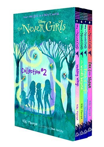 The Never Girls Collection #2 (Disney: The Never Girls) by Kiki Thorpe (2015-09-08)