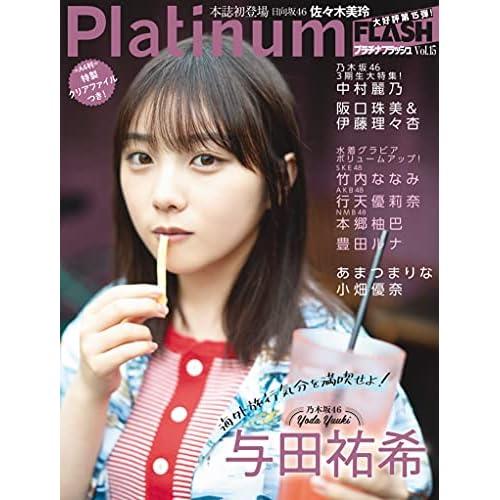 Platinum FLASH Vol.15 表紙画像