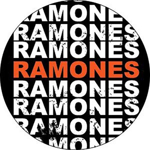 The Ramones - Logo - Pinback Button 1