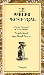 Parler provençal