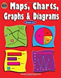 Maps, Charts, Graphs and Diagrams, Patty Carratello, 1557341699