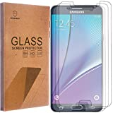 [3-PACK]-Mr Shield For Samsung Galaxy Note 5 [Tempered Glass] Screen Protector with Lifetime Replacement Warranty