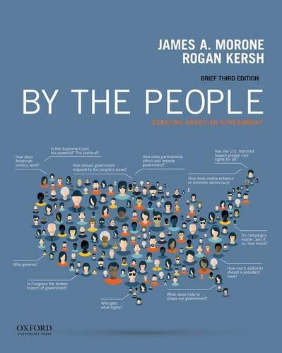 By the People: Debating American Government, Brief Edition by Oxford University Press