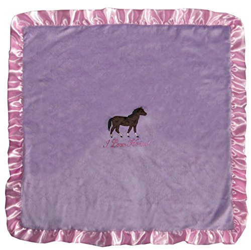 Carstens Baby Blanket Love Horses product image