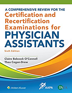 Amazon com: PANCE / PANRE Study Guide: Physician Assistant Board