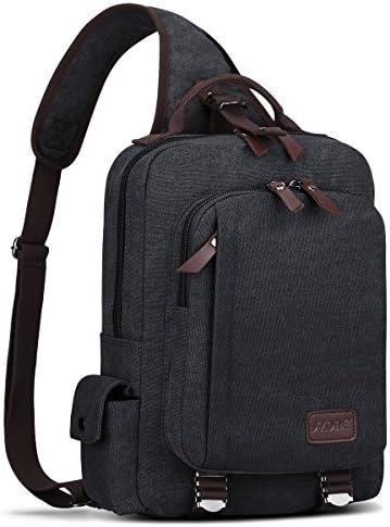 S ZONE Shoulder Backpack Satchel Crossbody product image