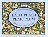 Each Peach Pear Plum, Allan Ahlberg, 0670058971