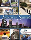 Learning to Succeed, Georgia State University, 0757511104