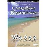Caribbean Daydreams - 6 Loopable Scenes / WAVES (SOLD OUT) - SEE Vol 10. Florida Beaches / WAVES: Virtual Vacations + Vol 9. Caribbean Daydreams