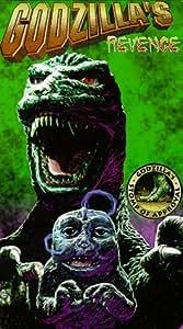 Godzilla's Revenge [VHS]