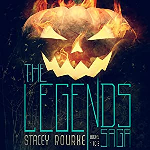The Legends Saga Collection Audiobook
